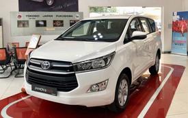 Toyota Innova rục rịch thêm bản nâng cấp, tăng giá đến 30 triệu đồng