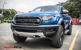 Hàng nóng Ford Ranger Raptor lộ diện trước ngày ra mắt tại Việt Nam