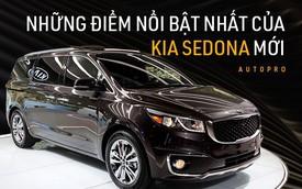 Vì sao Kia Sedona mới không có đối thủ tại Việt Nam?