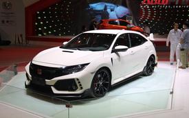 Lộ diện Honda Civic Type R lần đầu có mặt tại Việt Nam