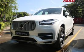 SUV an toàn nhất thế giới Volvo XC90 Excellence xuất hiện tại SECC, chuẩn bị cho lễ ra mắt tại Triển lãm Ô tô Việt Nam 2018
