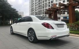 """Chỉ chạy 8.000 km, chủ xe Mercedes-Benz S450L Luxury đã """"mất"""" 400 triệu đồng"""