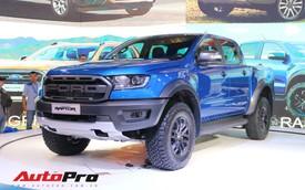 Chính thức ra mắt Ford Ranger Raptor, giá từ 1,198 tỷ đồng