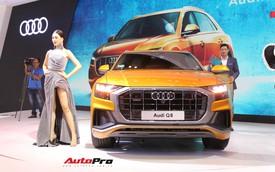 Audi Q8 - SUV đỉnh cao nhất của Audi trình diện khách hàng Việt