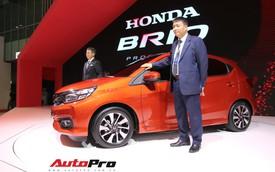 Ra mắt Honda Brio đấu Toyota Wigo tại Việt Nam
