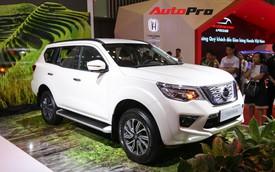 Nissan Terra ra mắt Việt Nam, đấu Toyota Fortuner nhưng chưa có giá chính thức