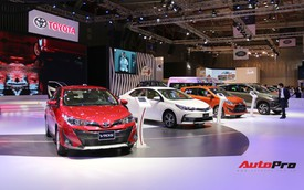 Gian hàng Toyota tại Triển lãm Ô tô Việt Nam 2018 có gì làm điểm nhấn?