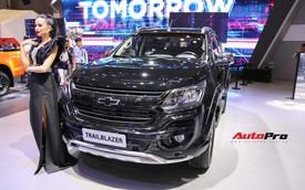 Chevrolet giới thiệu gói phụ kiện hoàn toàn mới cho mẫu SUV Trailblazer tại VMS 2018
