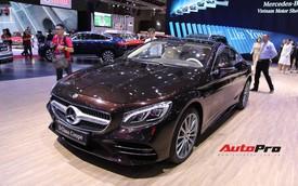 """Xe """"pha lê"""" Mercedes-Benz S450 4MATIC Coupe chốt giá hơn 6,1 tỷ đồng"""