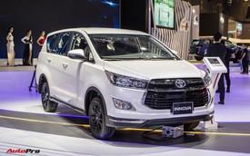Toyota Innova thêm nâng cấp để bảo toàn ngôi vương MPV 7 chỗ tại Việt Nam