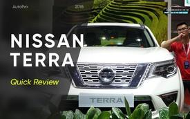 Đánh giá nhanh Nissan Terra: Ngôi sao mới trong phân khúc SUV 7 chỗ