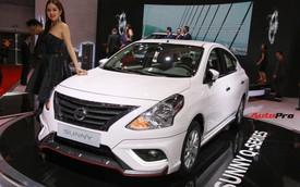 Đã có giá Nissan Sunny 2018 cạnh tranh Toyota Vios tại Việt Nam