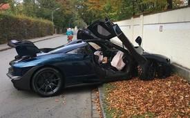Chủ xe McLaren triệu đô và bài học đắt giá chỉ vài giờ sau khi lấy xe khỏi showroom
