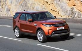 Land Rover Discovery và 4 dòng xe danh tiếng sở hữu thiết kế bất đối xứng