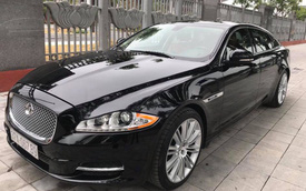 """Jaguar XJL Supercharged 2012 biển """"san bằng tất cả"""" được rao bán gần 2,6 tỷ đồng"""