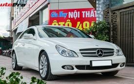 Mercedes-Benz CLS 300 cũ bán lại hơn 800 triệu đồng - Khi dân chơi có giá dân thường
