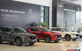 """Mazda CX-5 thêm 3 màu sơn """"hot trend"""" tại Việt Nam"""