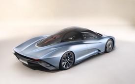 McLaren chính thức trình làng Speedtail: Bóng hình huyền thoại F1, cạnh tranh sòng phẳng Chiron