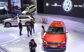 Không phải Touareg, Tiguan Allspace mới là mẫu xe chủ lực của VW tại Việt Nam