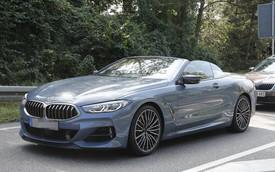 BMW xác nhận trình làng 8-Series mui trần ngay tháng sau