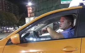 """Bị """"treo niêu"""" vì vừa lái xe vừa đắp mặt nạ, tài xế phân trần: """"Làm đêm da dẻ xấu lắm"""""""