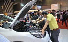 Xe ô tô nhập khẩu về Việt Nam tăng vọt lên 3.200 chiếc tuần qua