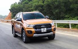 Khám phá những ưu, nhược điểm của Ford Ranger Wildtrak 2.0 bi-turbo 2018