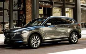 SUV có thể về Việt Nam Mazda CX-8 trình làng động cơ mới