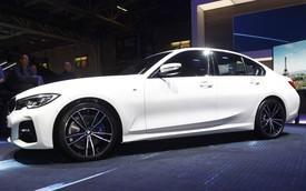 Mải mê VinFast nhưng đừng quên BMW 3-Series 2019 cũng ra mắt cách đó không xa