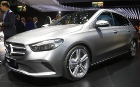 Ra mắt Mercedes-Benz B-Class 2019: Giữ lại ngoại thất, lột xác nội thất