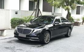 """Mercedes-Benz S500 chạy 4 vạn km """"độ"""" như Maybach S450 đời mới rao bán gần 4 tỷ đồng"""