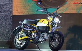 """Xe """"khỉ"""" Honda Monkey được phân phối chính hãng với giá 85 triệu đồng"""