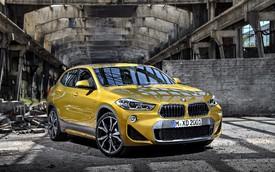 BMW X2: Sống khác biệt, bạn có dám?
