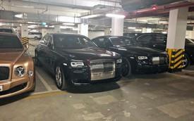 """Chỗ đậu xe ở các cao ốc trung tâm: Hàng """"độc"""" ngày càng khan hiếm, nhà giàu """"khóc thét"""""""