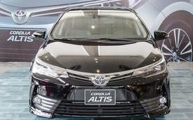 Toyota Corolla Altis tại Việt Nam nâng cấp loạt công nghệ an toàn, tăng giá gần 40 triệu đồng