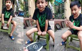 Video: Cậu bé Việt không thích đi học, chỉ thích ở nhà nghiên cứu ô tô, chẳng ai bảo nhưng hỏi xe gì cũng biết