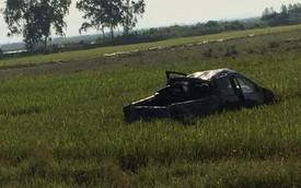 Hiện trường vụ tai nạn vào sáng sớm nay liên tục được chia sẻ, dân mạng tò mò diễn biến