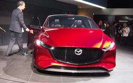 Mazda xác nhận đem động cơ xoay trở lại nhưng theo cách hoàn toàn mới