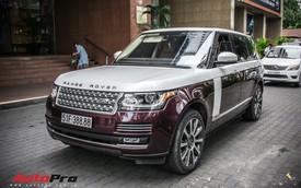 """Range Rover Autobiography LWB biển số tứ quý """"phát"""" với 2 tông màu lạ tại Sài Gòn"""