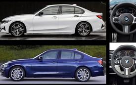 BMW 3-Series 2019 lột xác như thế nào so với thế hệ trước?