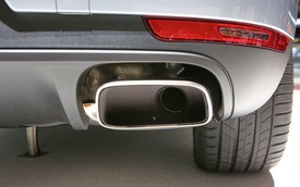 """Ống xả """"fake"""": Xu thế thiết kế ô tô đang ngày một được ưa chuộng"""