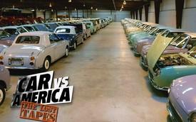 Khám phá bộ sưu tập xe Nhật dị nhất tại Mỹ