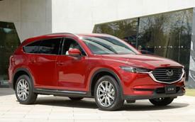 Mazda CX-8 có khả năng về Việt Nam, gia nhập phân khúc SUV 7 chỗ