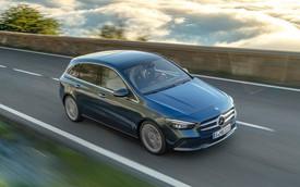 Video: Chi tiết Mercedes-Benz B-Class 2019 - MPV gia đình hạng sang