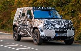 Vua off-road xứ sương mù Land Rover Defender 2020 tái xuất với khẩu hiệu đanh thép