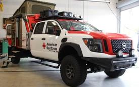 Nissan Ultimate Service Titan: Bệnh viện di động đúng nghĩa