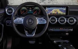 Hệ thống thông tin giải trí MBUX sẽ là trụ cột nội thất Mercedes-Benz và đây là 4 điểm mà bạn cần biết
