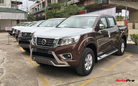 Xe bán tải nhập khẩu Thái Lan về ngày một nhiều, ô tô con xuất xứ Indonesia lại áp đảo