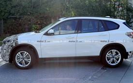 BMW X1 facelift lộ ảnh chạy thử, ngày càng giống người anh X2