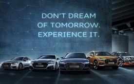 Lỡ hẹn triển lãm ô tô Việt Nam, dàn xe mới của Audi sắp tề tựu tại Audi Brand Experience Singapore 2018